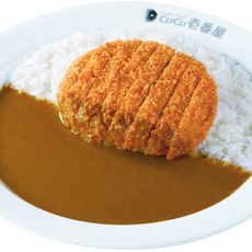 Minced meat cutlet curry/メンチカツカレー弁当