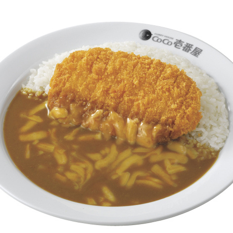 Pork cutlet curry with cheese/ロースカツ+チーズカレー弁当
