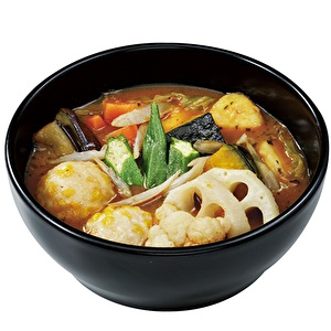 Vegetable soup curry/ベジタブルスープカレー弁当