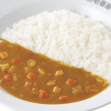 Allergen-free curry(rice 200g)/特定原材料(7品目)を使用していないカレー200g
