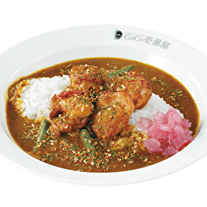 Chicken spicy curry/チキンスパイスカレー弁当