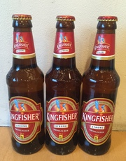 Kingfisher Premium Lager Beer Strong キングフィッシャー ストロング ビール