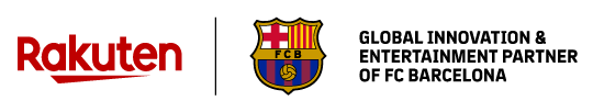 楽天×FCバルセロナ 特設ページ Rakuten FC BARCELONA MAIN GLOBAL PARTNER